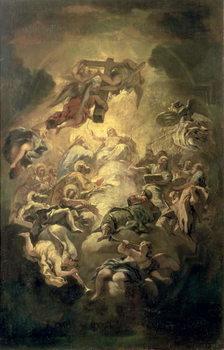 Christ in Glory Reprodukcija umjetnosti