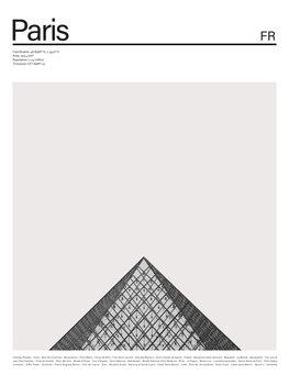 Ilustracija City Paris 1