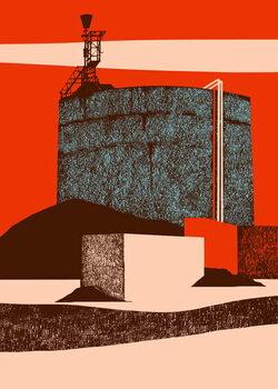 Container, 2014 Reprodukcija umjetnosti