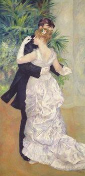 Dance in the City, 1883 Reprodukcija umjetnosti
