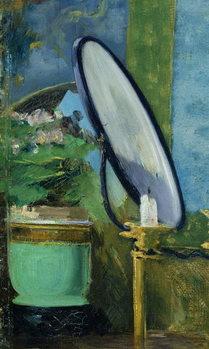 Detail from the painting 'Nana', 1877 Reprodukcija umjetnosti