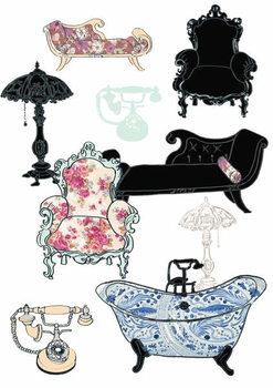 Furniture, 2013 Reprodukcija umjetnosti