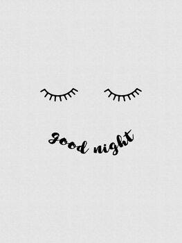 Ilustracija Good Night
