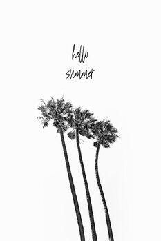 Ilustracija Hello summer