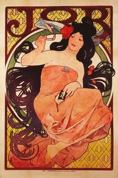 Job, 1898 Reprodukcija umjetnosti