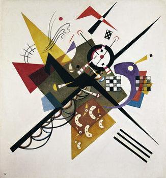 On White II, 1923 Reprodukcija umjetnosti