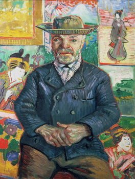 Pere Tanguy, 1887-88 Reprodukcija umjetnosti