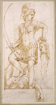 Perseus, c.1540 Reprodukcija umjetnosti