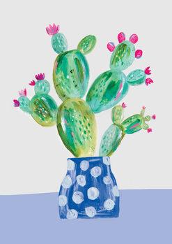 Ilustracija Prickly pear