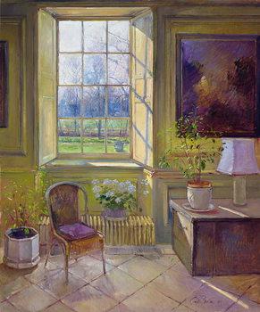 Spring Light and The Tangerine Trees, 1994 Reprodukcija umjetnosti
