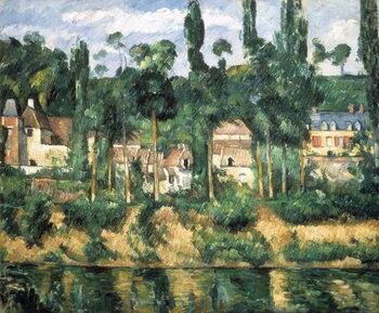 The Chateau de Medan Reprodukcija umjetnosti