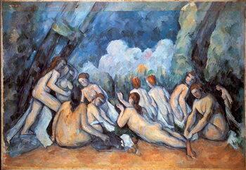 The Great Bathers Reprodukcija umjetnosti
