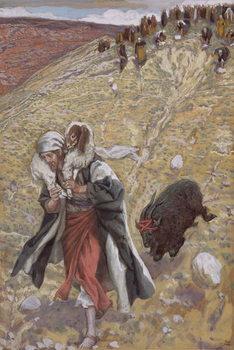 The Scapegoat, illustration for 'The Life of Christ', c.1886-94 Reprodukcija umjetnosti