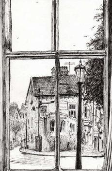 View from Old Hall Hotel Buxton, 2009, Reprodukcija umjetnosti