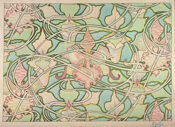 Wallpaper design Reprodukcija umjetnosti