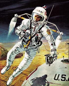 Will Mars Be Like This? Reprodukcija umjetnosti