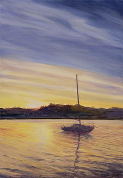 Boat at Rest, 2002 Reprodukcija umjetnosti