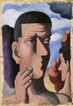 Castor and Pollux, 1922 Reprodukcija umjetnosti