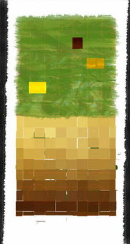 Genesis Day 3: Vegetation, 2014, Reprodukcija umjetnosti