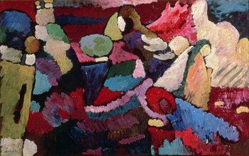 Improvisation, 1910 Reprodukcija umjetnosti