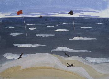 La Mer par Mistral, 1987 Reprodukcija umjetnosti