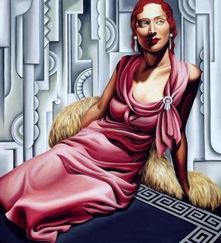 La Vie en Rose Reprodukcija umjetnosti