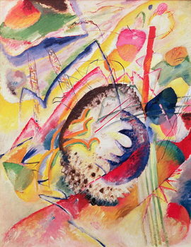 Large Study, 1914 Reprodukcija umjetnosti