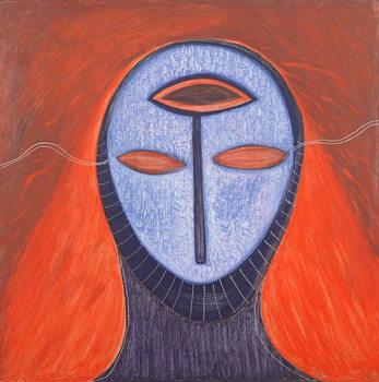 Masque V, 1991 Reprodukcija umjetnosti