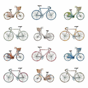 Pedal Power, 2012 Reprodukcija umjetnosti
