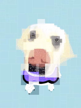 The Clever Dog Collection, 2019, Reprodukcija umjetnosti