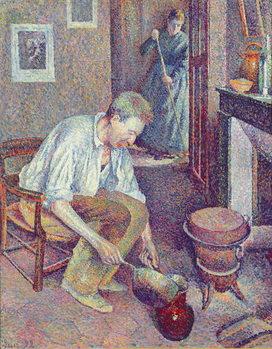 The Coffee, 1892 Reprodukcija umjetnosti