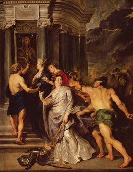 The Conclusion of Peace, 10th August 1620, 1621-25 Reprodukcija umjetnosti