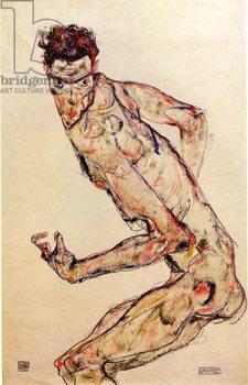 The Fighter, 1913 Reprodukcija umjetnosti