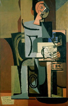 The Letter, 1931 Reprodukcija umjetnosti