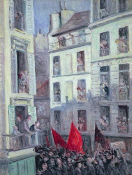 The Popular Front, c.1936 Reprodukcija umjetnosti