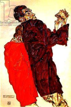 The Truth Unveiled, 1913 Reprodukcija umjetnosti