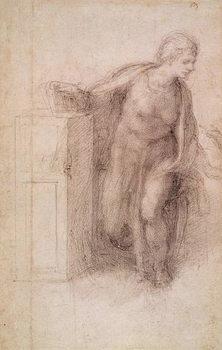 The Virgin Annunciate, c.1546 Reprodukcija umjetnosti