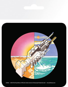 Pink Floyd - Wish You Were Here Circle underlägg