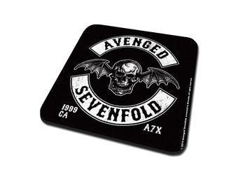 Avenged Sevenfold - Deathbat Crest Untersetzer