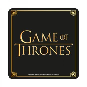 Game of Thrones - Logo Untersetzer