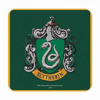 Harry Potter - Slytherin Untersetzer