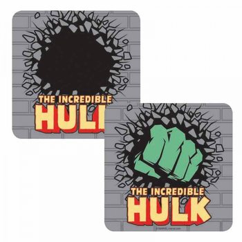 Marvel - Hulk Untersetzer