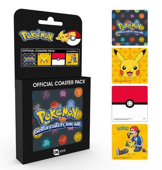 Pokemon - Mix Untersetzer