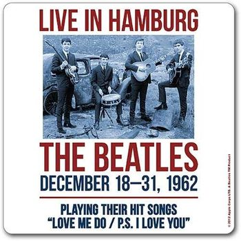 The Beatles - Hamburg Untersetzer