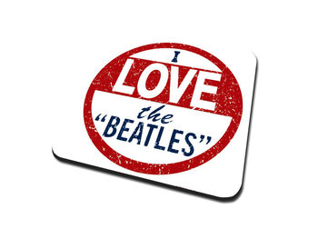 The Beatles – I Love The Beatles Untersetzer