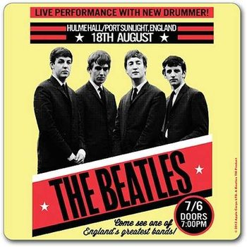 The Beatles - Port Sunlight Untersetzer