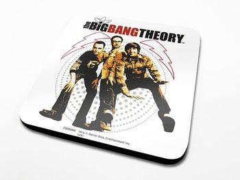 The Big Bang Theory - Fisheye Untersetzer