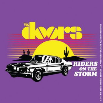The Doors - Riders Untersetzer