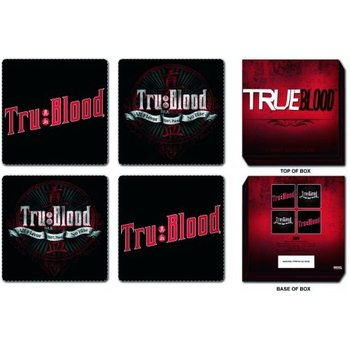 True Blood Untersetzer