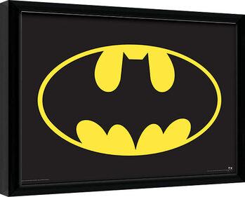 Uramljeni poster DC - Batman